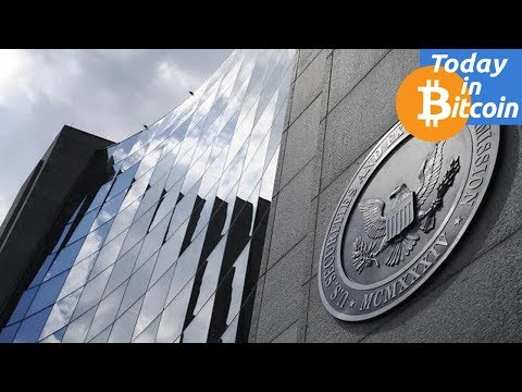 Today in Bitcoin (2017-08-29) – SEC Warns ICOs – Bitcoin $4700 – Time to buy Bitcoin?