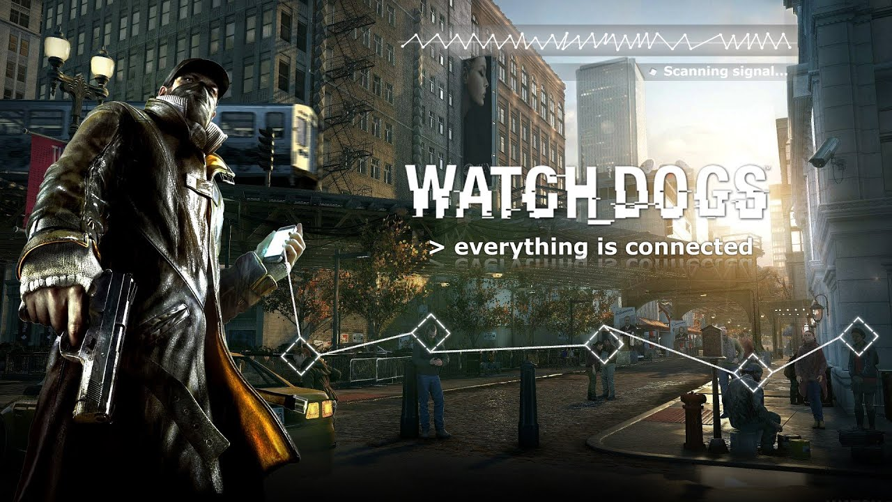 Watch Dogs Synopsis Youtube