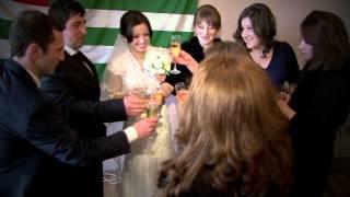 Свадьба Абхазия.,ПИЦУНДА! Клип Феликса и Салиты.