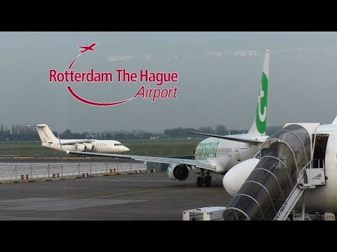 ROTTERDAM : An Airport In Holland | An Aviation Music Video