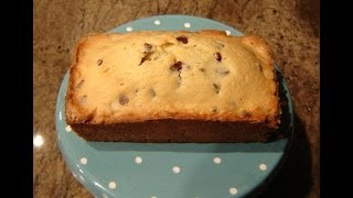 Chocolate Chip Pound Cake By Diane Love To Bake