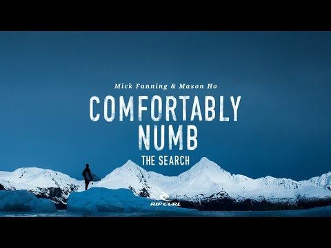 Comfortably Numb | Mick Fanning & Mason Ho on #TheSearch by Rip Curl
