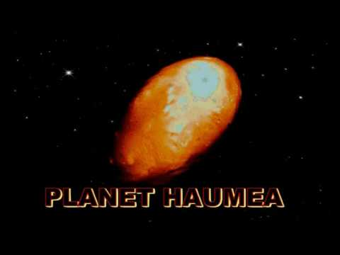 Egg Shaped Dwarf Planet Haumea Discovered Behind Pluto ...