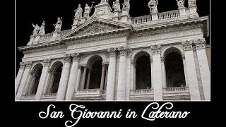 San Giovanni and the Scala Sancta