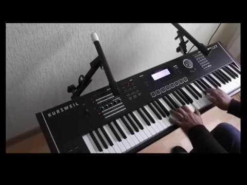 Keyboard solo  Affirmation