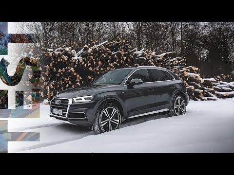 2017 Audi Q5 2.0 TDI - Test