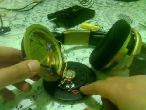 Como Reparar Audifonos Componer Arreglar Auriculares How