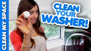 Clean Your Washing Machine! (Clean My Space & Affresh)