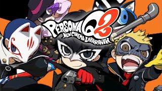 Persona Q2: New Cinema Labyrinth - Phantom Thieves Trailer