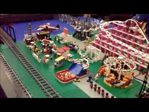 2016 Boy Scout Troop 964 Model Train Show