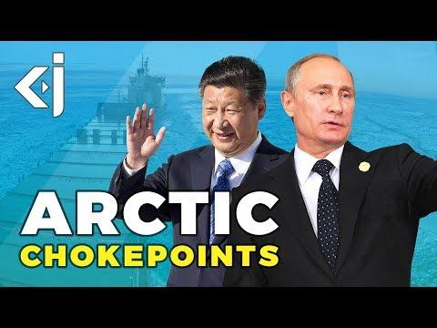 Will PUTIN become the ARCTIC boss? - KJ Vids