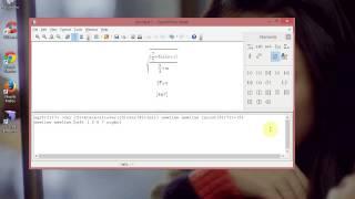 tutorial Open Office Math