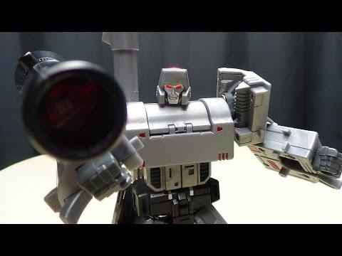 ToyWorld HEGEMON (Megatron): EmGo's Transformers Reviews N' Stuff