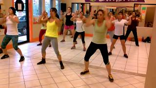 "Zumba Kat De Luna ""Drop It Low"" with Sussy Flores"