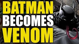 What if Batman Became Venom? (How To Un-Alive Superheroes)