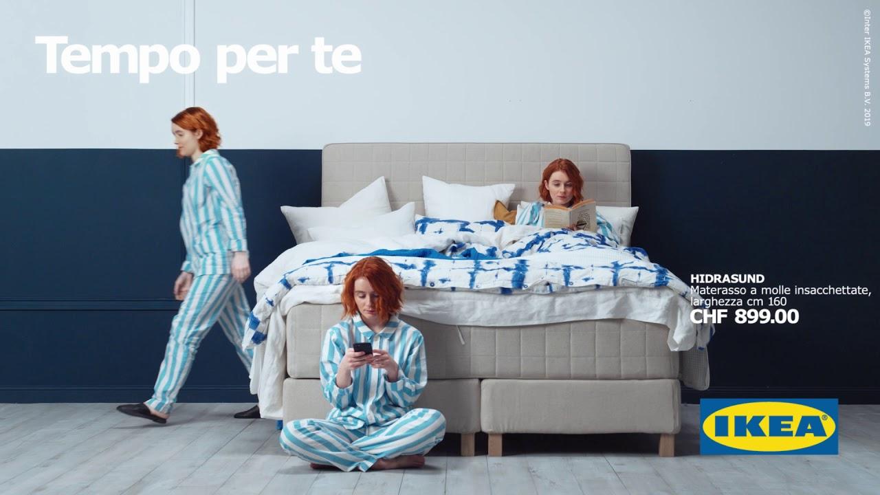 Ikea Materassi A Molle.Ikea Svizzera Tempo Per Te Hidrasund Youtube