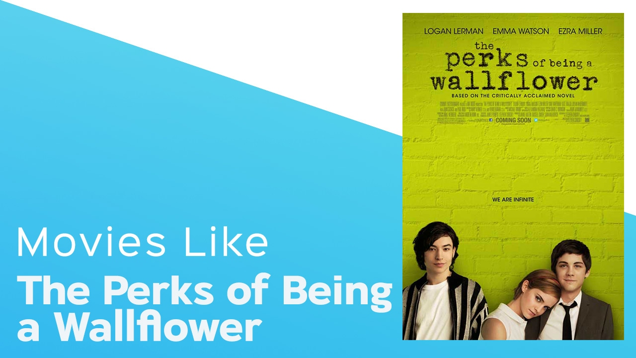 Download Top 4 Movies like The Perks of Being a Wallflower - itcher playlist