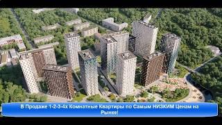 видео Новостройки у метро Спортивная с актуальными ценами на квартиры от застройщиков СПб