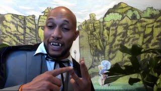 Artist Michael Bernard Stevenson Jr. — Blacula — KSMoCA Artist-In-Residence Lecture Series