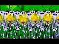Skeletons March | Scary Nursery Rhymes For Children video