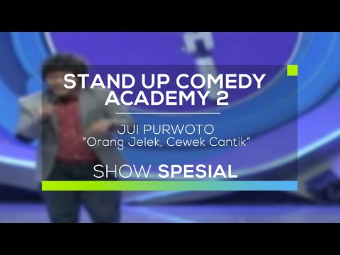 Jui Purwoto - Orang Jelek, Cewek Cantik (SUCA 2 - Show Spesial)