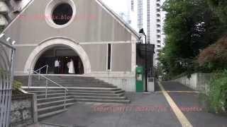 日本聖公会 聖アンデレ教会 ST.ALBANS CHURCH 東京都港区芝公園 Minato-ku Tokyo Japan