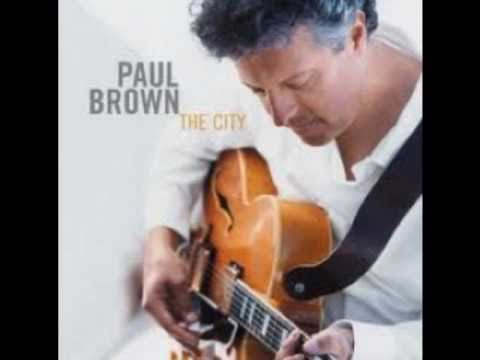 Paul Brown - Winelight (The City)