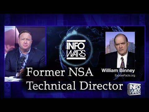 William Binney Interview /High Ranking NSA Whistle Blower / Bulk Surveillance / NSA database