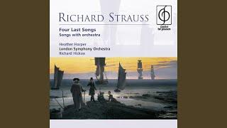 Vier Letzte Lieder Four Last Songs AV150 Op Posth 2 September Hesse