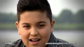 Kim - Ik ben Verliefd | Officiële Videoclip Junior Songfestival 2013