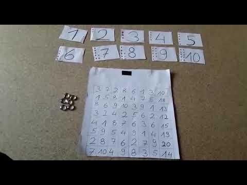 Zahlensuchspiel