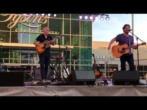 Matt Nathanson & Aaron Tap  Little Red Corvette