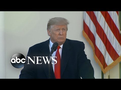 President Trump announces deal to reopen government [FULL SPEECH from Rose Garden] Mp3