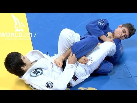 Michael Musumeci Jr. vs João Miyao / World Championship 2017