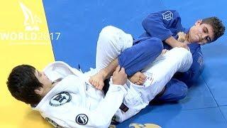 Michael Musumeci Jr. vs João Miyao / World Championship 2017