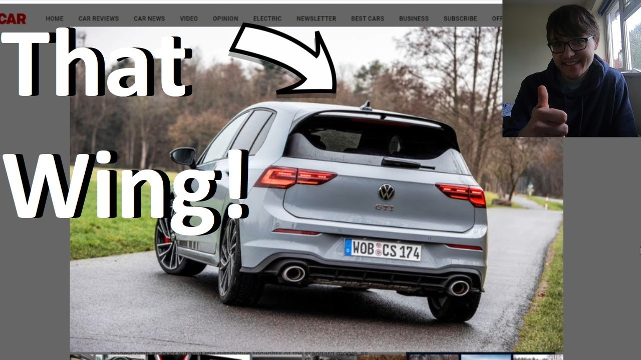 First Road Review Mk8 Golf Gti Clubsport My Thoughts December 2020 Youtube