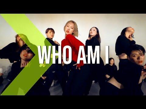 Sunmi (선미) - 내가 누구 (Who Am I) / JaneKim Choreography.