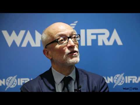 Jean-Luc Breysse discusses Figaro Group video and diversification strategy