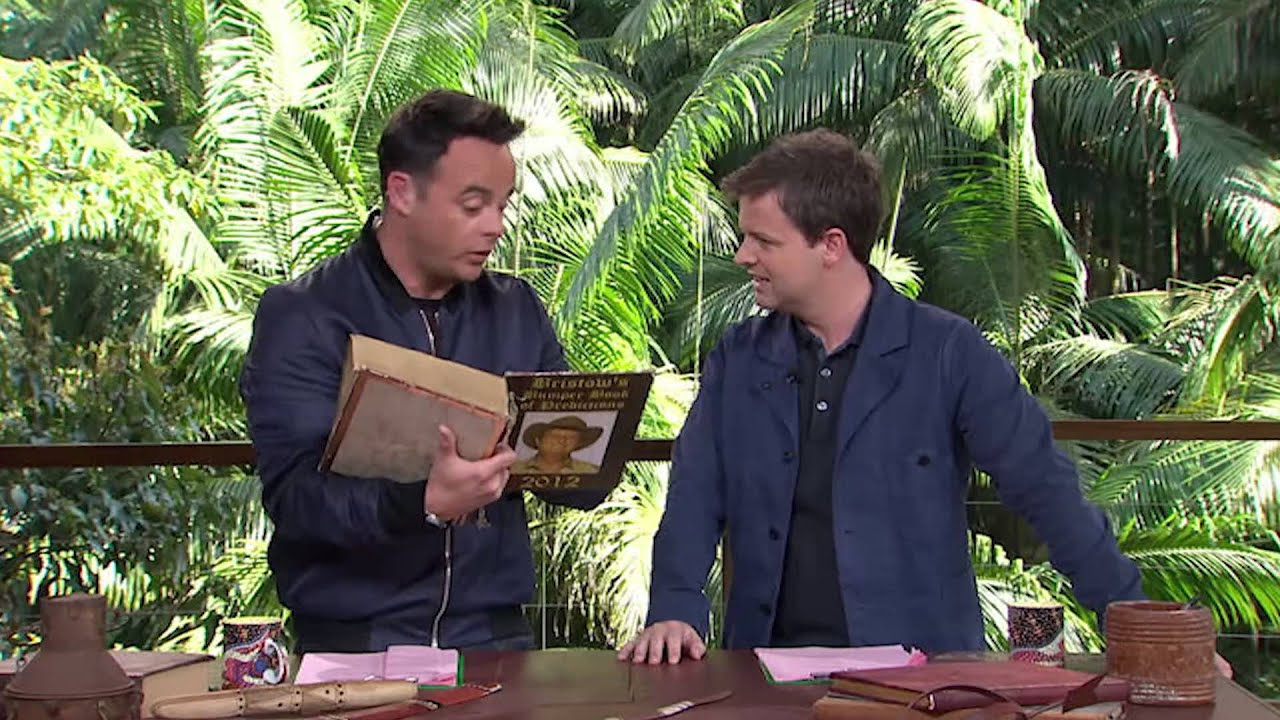 I'm a Celebrity's Ant and Dec lead camp's amazing ...