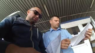 Корумпированые таможенники. Ужгород 17.09.2016