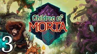 EL NIÑO ES DIOS - Children of Morta - Directo 3