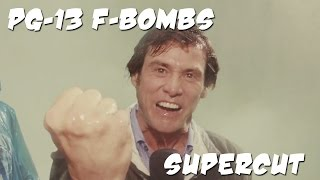 Supercut: PG-13 F-Bombs