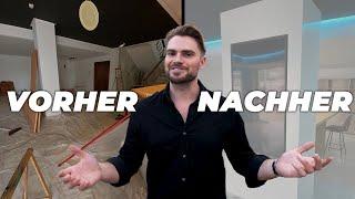 CHAOS AUF DER BAUSTELLE |  VORHER vs. NACHHER |  Johannes Haller
