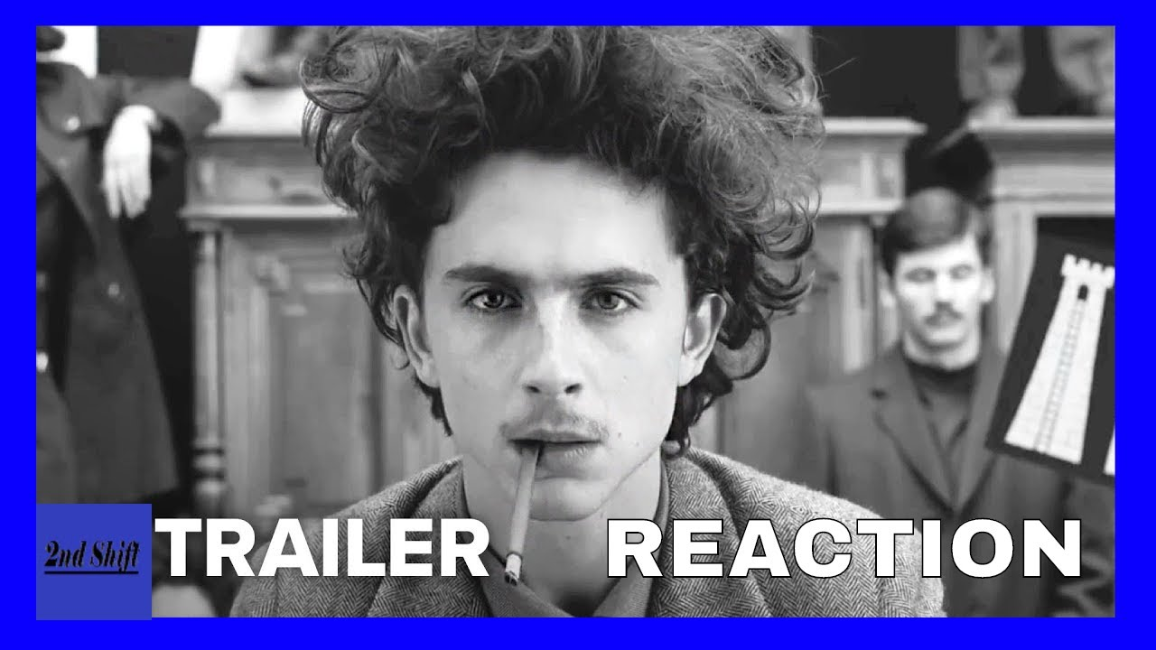 The French Dispatch Trailer #1 (2020) - (Trailer Reaction) The Second Shift Review