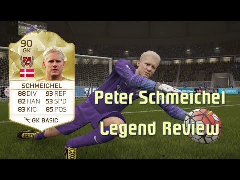 FIFA 16 - Peter Schmeichel - Legend Review