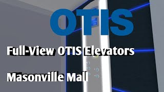 OTIS 2000VF Aufzüge - Masonville Mall (Roblox)