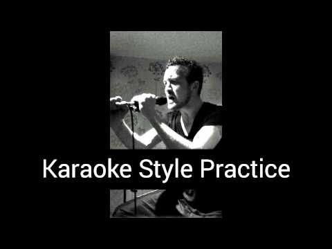 Man in a box - Karaoke Cover by Nick P
