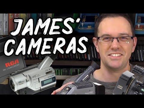 Cameras I've Used ...and How I Used Them - Cinemassacre