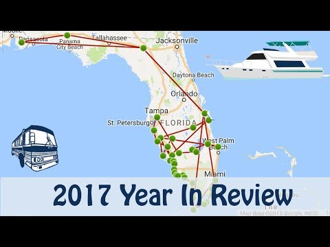 2017 Year in Review - Nomadic Transitions & Challenges