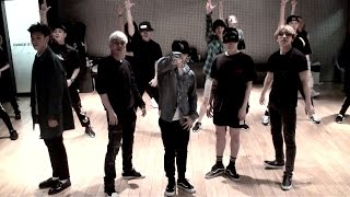Repeat youtube video BIGBANG - '뱅뱅뱅(BANG BANG BANG)' DANCE PRACTICE
